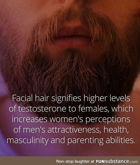 Guys with beards