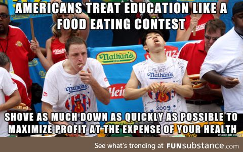 Students: Americas cash cow
