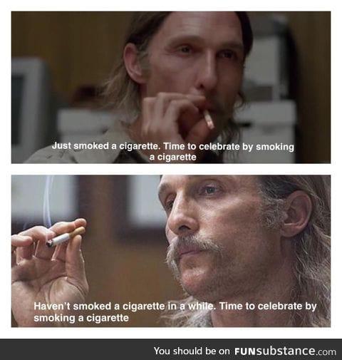 Smoker's Logic