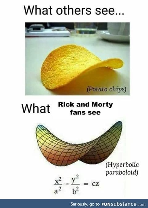 What's the formula for a chip?