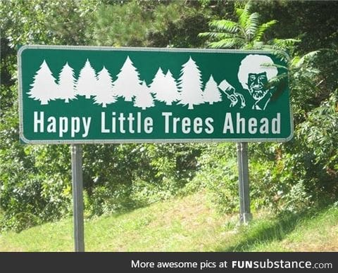 Our roads need more of these signs