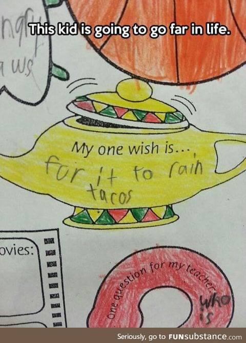 Clever child