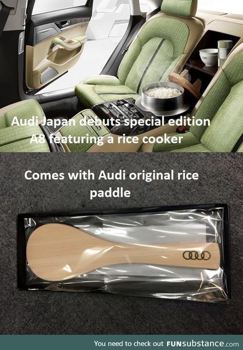Audi A8 Japan edition