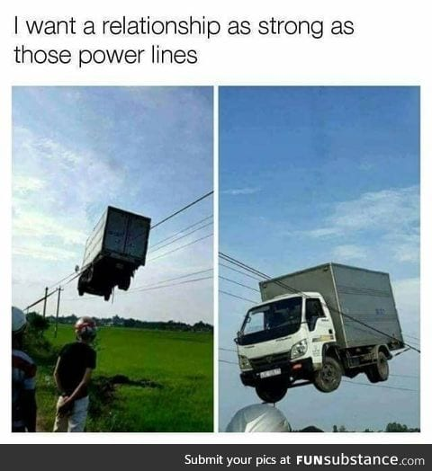 Strong power lines