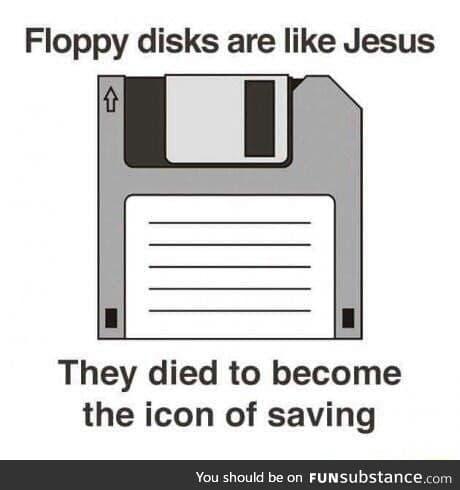 Icon of saving