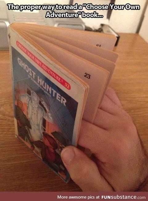 How to properly read these books