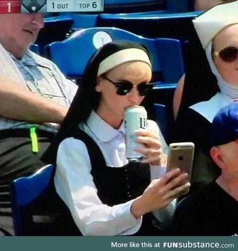 Ain't worried about Nun