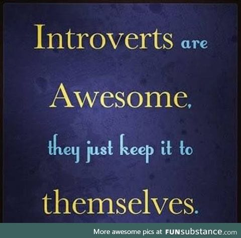 Truth about introverts
