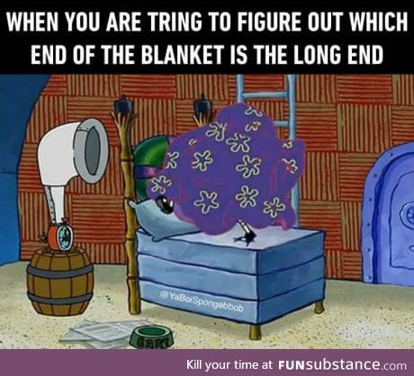 It's even worst when I wake up in the middle of the night