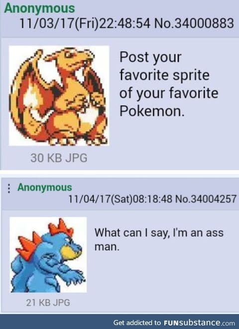 That pokemon is thicc