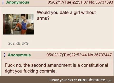 Anon hates communism