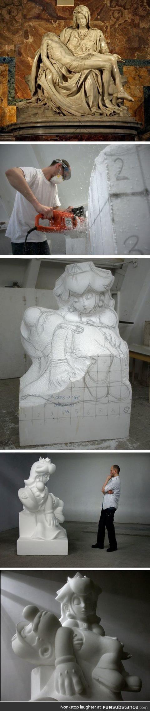 Michelangelo's Successor