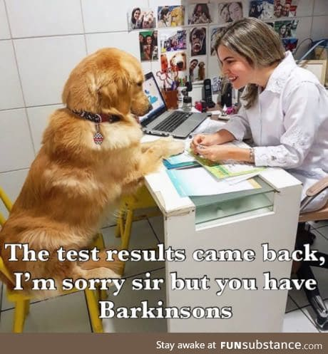Tell me straight doc, no bamboozles
