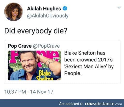 Literally below average man
