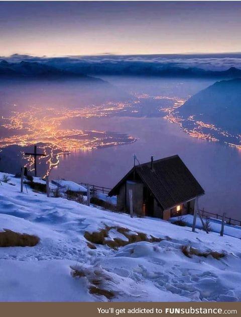 Amazing view! Lago Maggiore, Switzerland