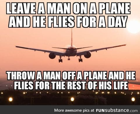 Fly for life