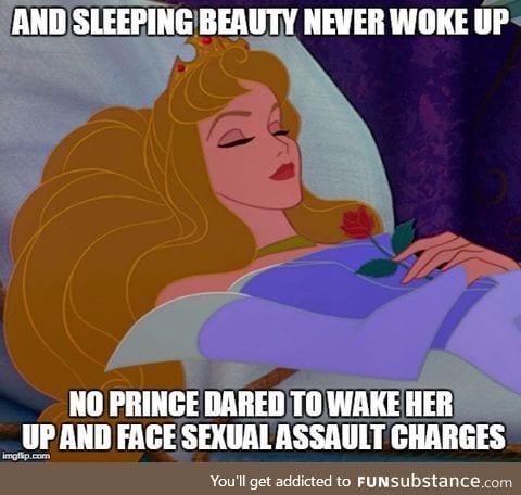 Fairy tales in 2017 be like