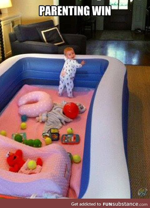 Brilliant Idea If You Have a Baby