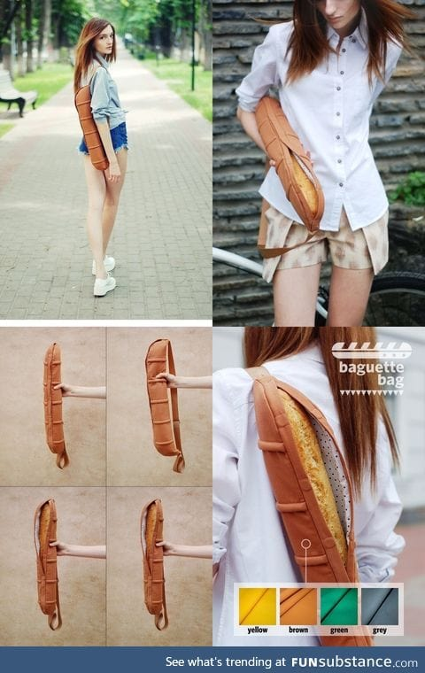 Baguette bag