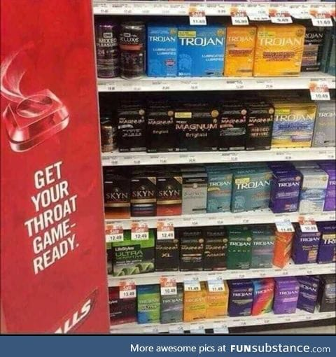 Walmart Product Placement on Point