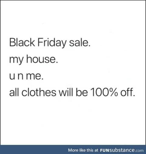 100% off