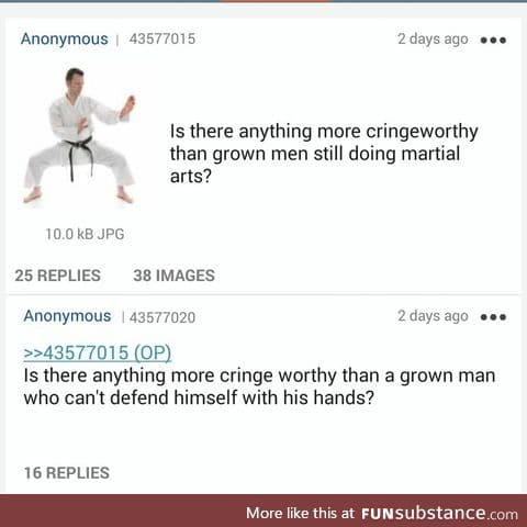 /fit/izen can't do martial arts