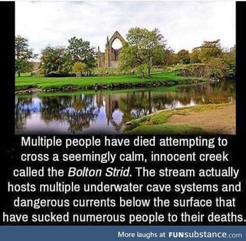 Deadly creek