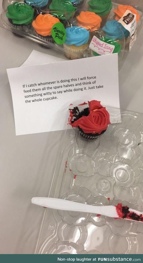 Passive aggressive office note