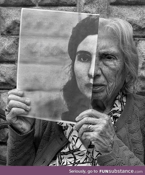 From 31 to 91 an artist and his mom