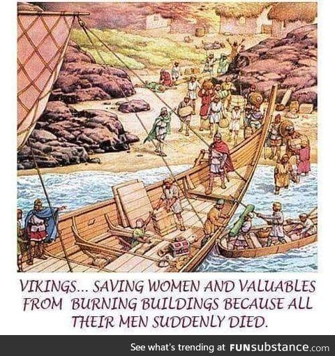 Good guy vikings