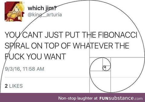 Fibonacci everywhere