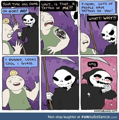 Death is rad