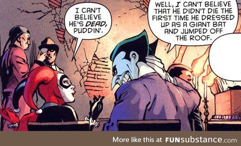 Joker please