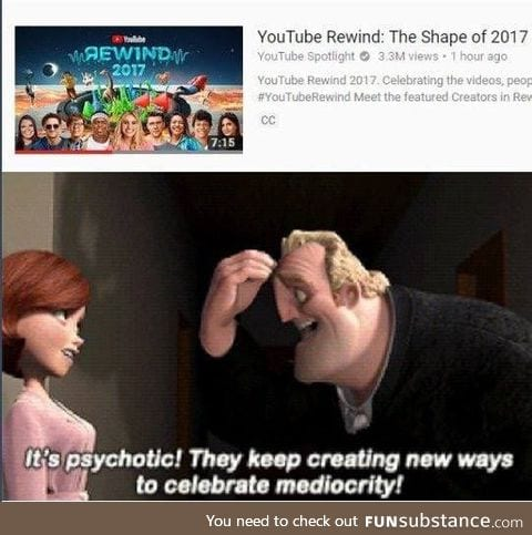 Mr. Incredible knows
