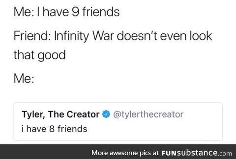 Lose that friend