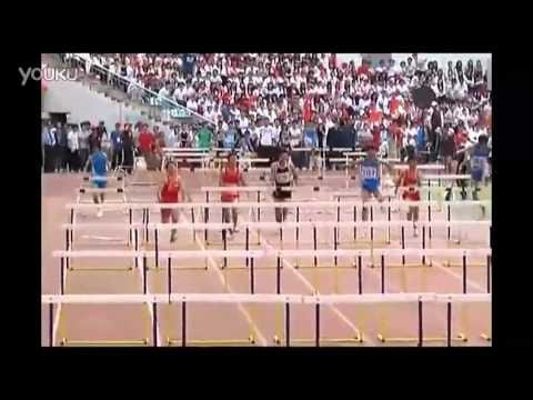 Chinese hurdler doesn't give a shit