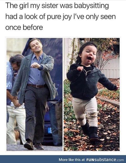 Familiar joy