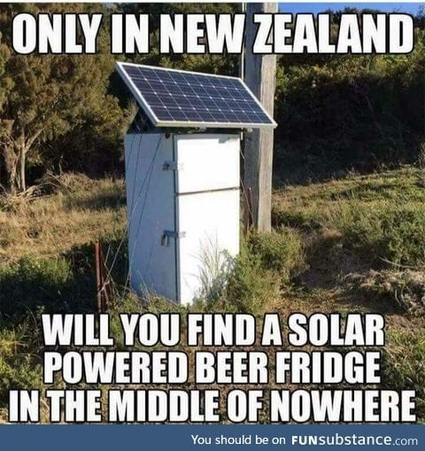 This is the best idea ever... Good ol' kiwi ingenuity!