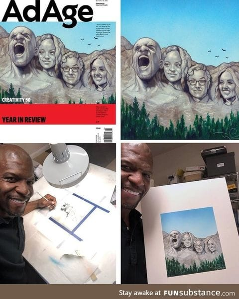 What can't Terry Crews do?
