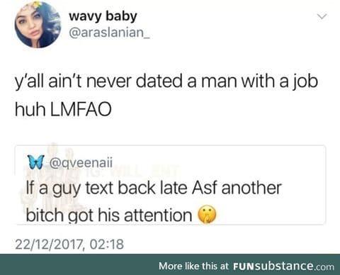Ever heard of work