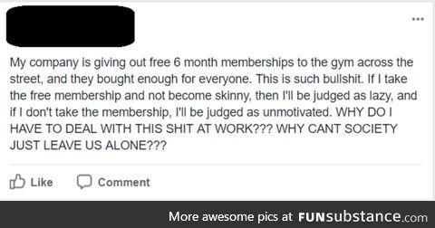 The free gym membership conspiracy