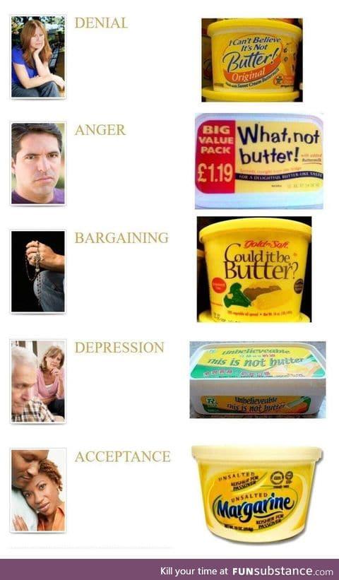 Guess I'd butter accept it
