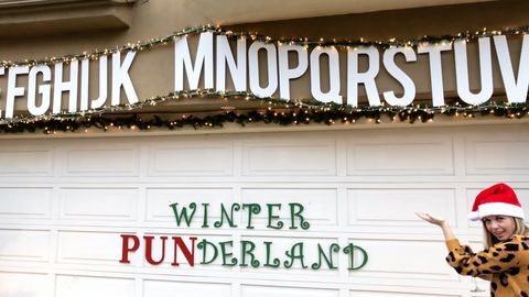 Welcome to Winter Punderland