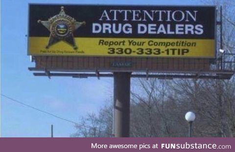 Some next level snitchery