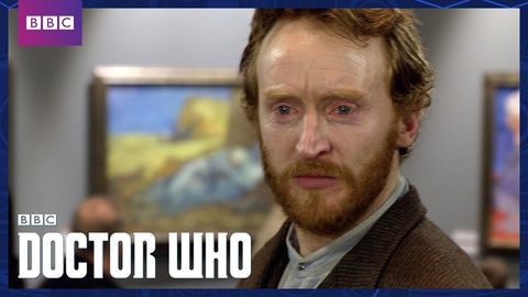 Definitely one of the most heartbreaking and beautiful moments in Dr Who