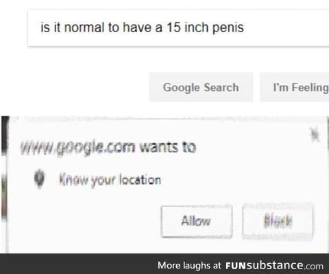 But Google already knows your address