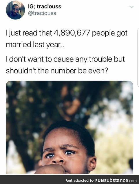 Divorce exists too
