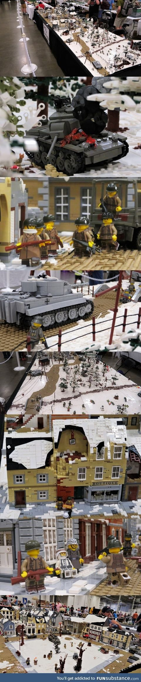 Lego in WWII