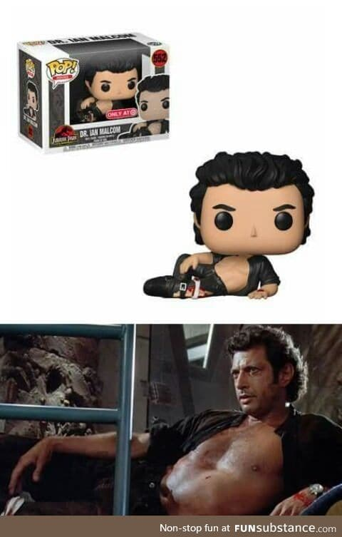 Probably the best Funko Pop ever made!