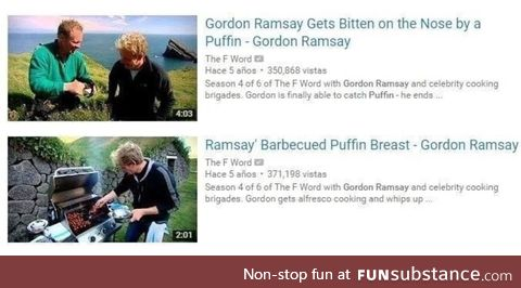 Don't f*ck with Gordon